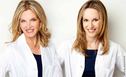 Dr. Elizabeth Hale and Dr. Julie Karen