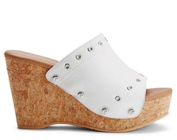 The Renee Grommet Wedge