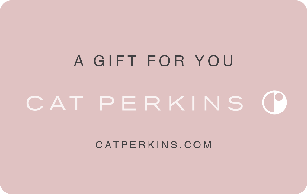 Cat Perkins Gift Card | Customizable High-Quality Shoes for Gifts