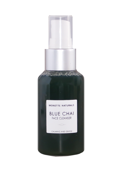 Blue Chai Face Cleanser