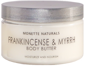 Frankincense and Myrrh Body Butter