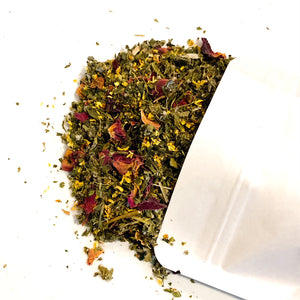 Spring Revival Herbal Tea Blend