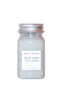 Blue Chai Face Scrub