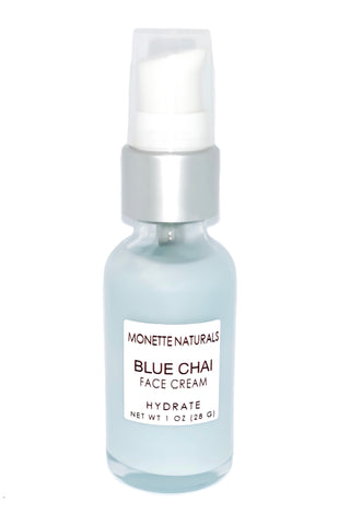 Blue Chai Face Cream
