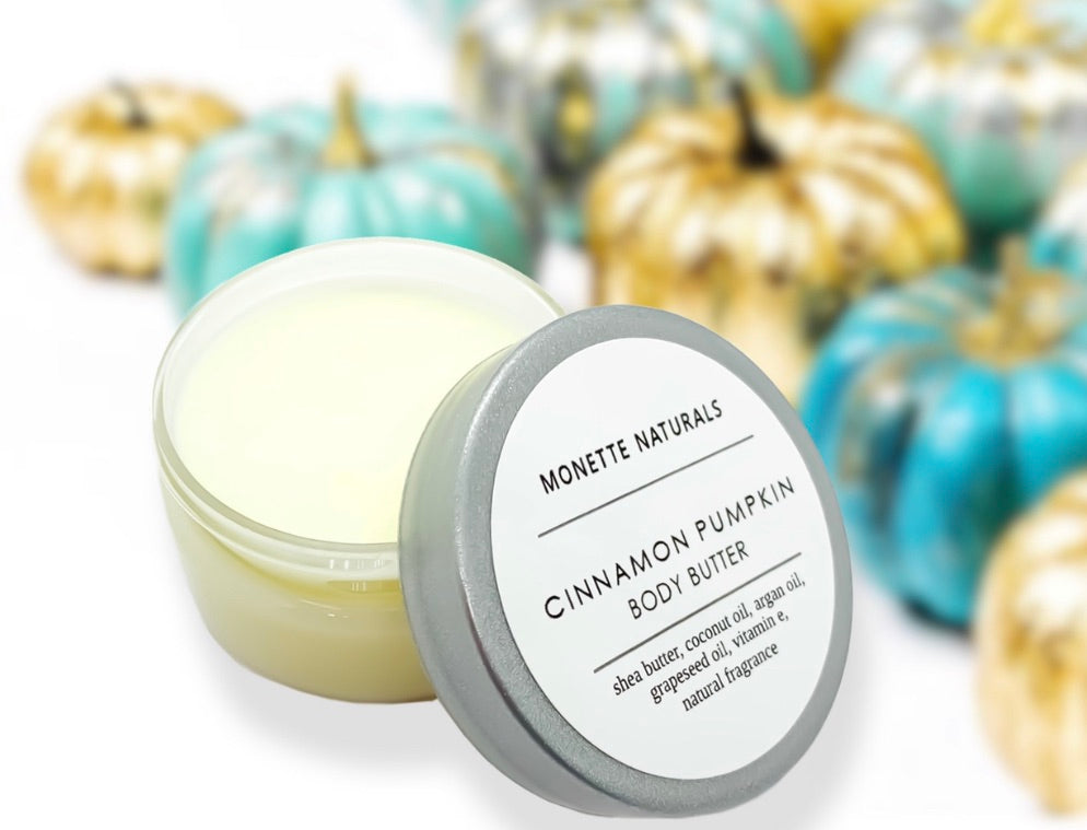 Cinnamon Pumpkin Body Butter