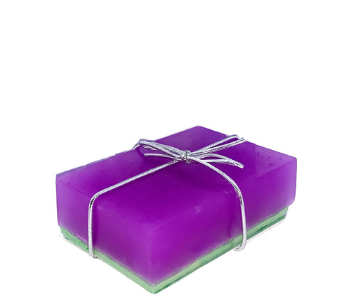 Crystal Body Soap - Eucalyptus and Lavender
