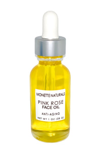 Pink Rose Face Oil