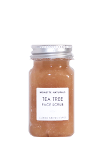 Tea Tree Face Scrub