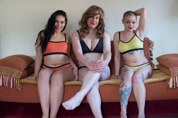 Our #NeonMoonModels Fighting Transphobia And Body Shaming!