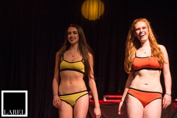 We Took Part in Two Awesome Body-Positive Fashion Shows