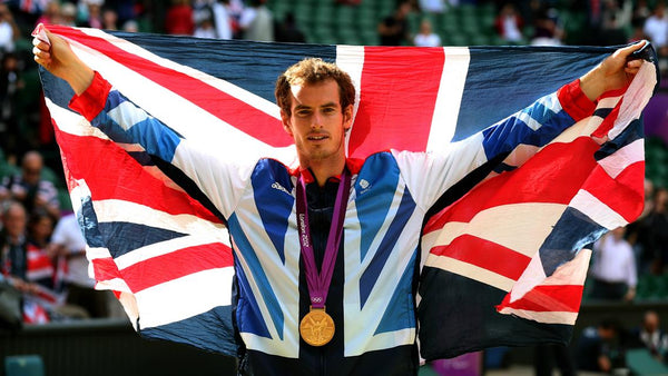 Andy Murray British Rio Olympics 2016 Feminism Lingerie