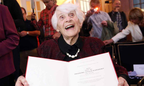 worlds oldest person PhD