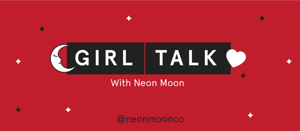 girl talk London event Neon Moon