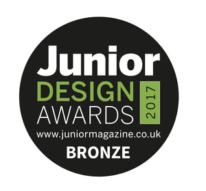 Junior Design Award Winner 2017!