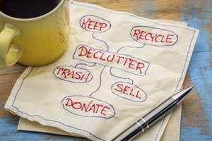 The Simple Pleasure of Decluttering