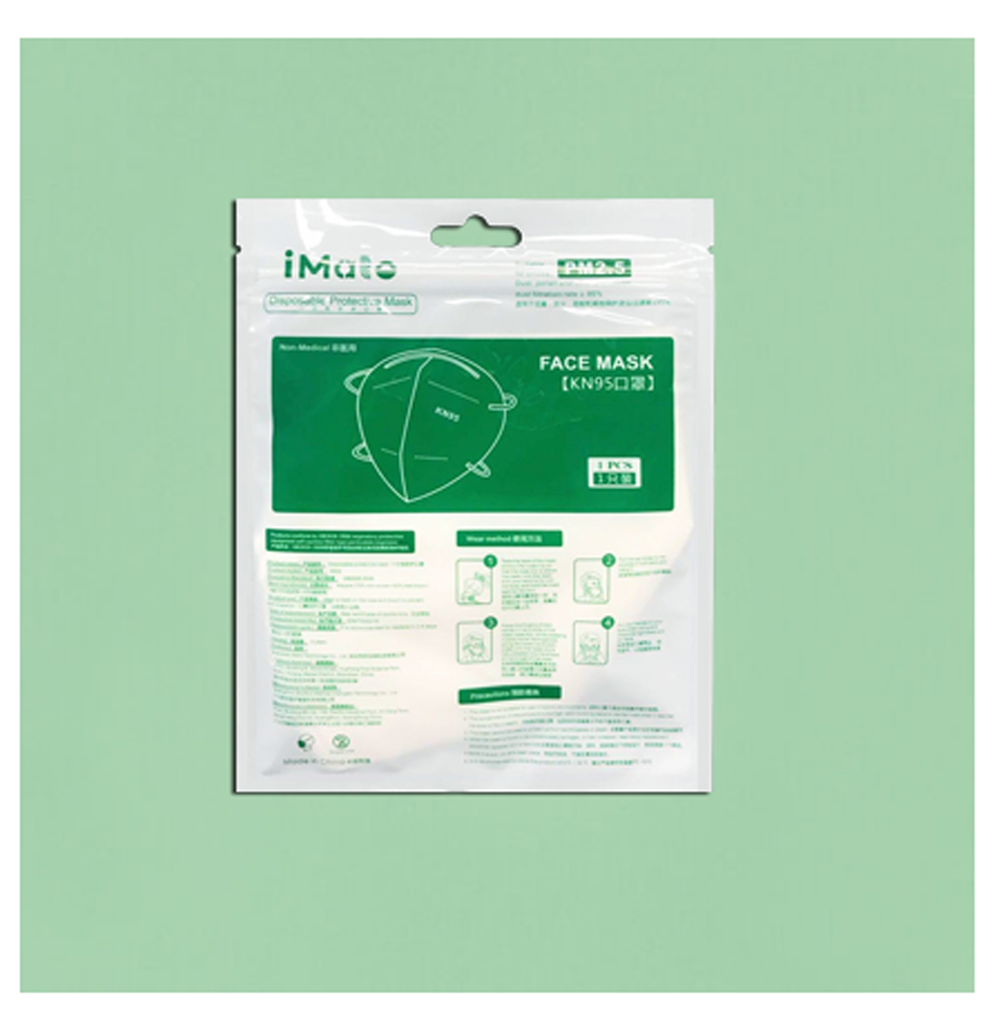 iMato Disposable Protective Mask