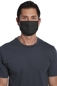 [5PACK] Cotton Knit Face Mask-Antimicrobial with Silver and Copper - Kut'N Haus