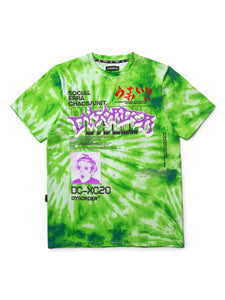 KAOS CULTURE S/S - GREEN - Kut'N Haus