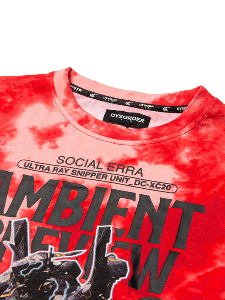 AMBIENT PREVIEW S/S -  RED - RS1NEWYORK