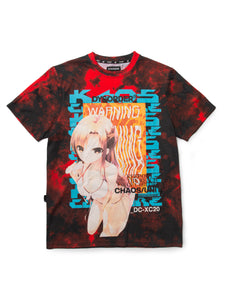 KAOS CULTURE S/S - RED - KUTNHAUS