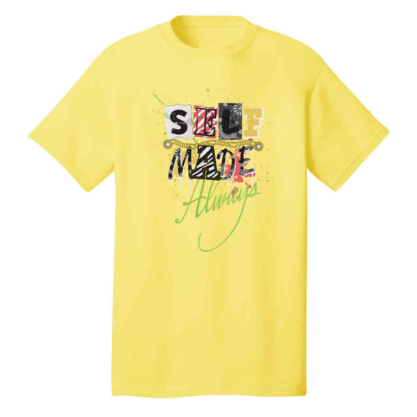 Self Made Always S/S Tee - Kut'N Haus