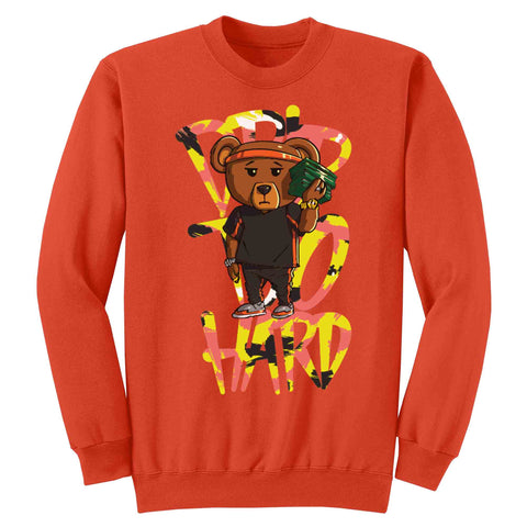 Drip to Hard Crewneck Fleece L/S