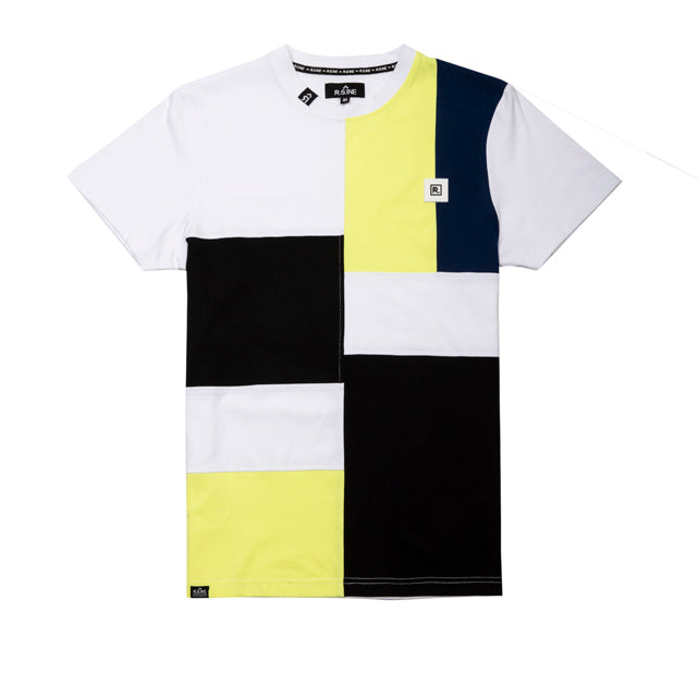 Multi Patch Cut & Sew Tee - RS1NEWYORK