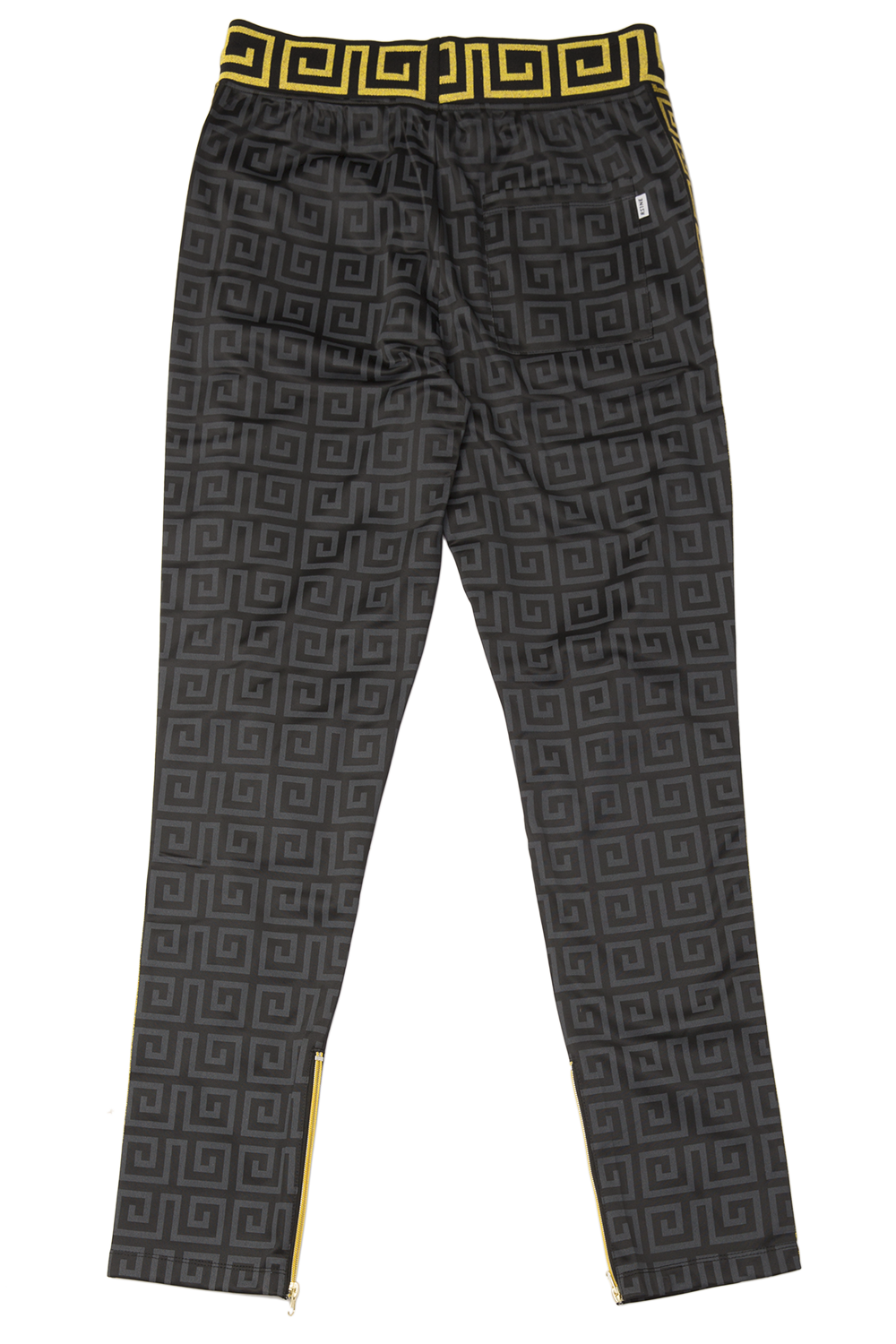 MOTIF TAPED & RIBBED TRACK PANT - RS1NEWYORK