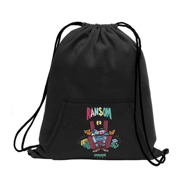 Ransome Fleece Cinch Pack - KUTNHAUS