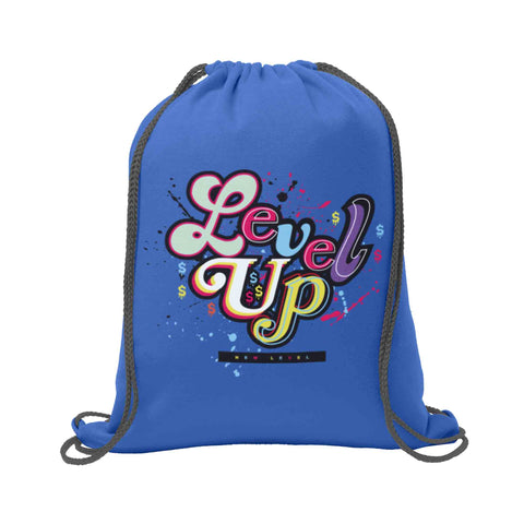 Level Up Fleece Cinch Pack
