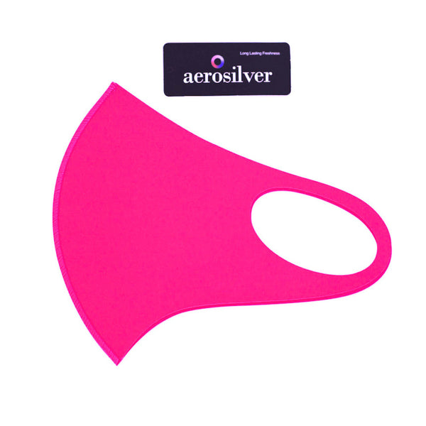 Aerosilver® ANTIMICROBIAL Face Mask - KUTNHAUS
