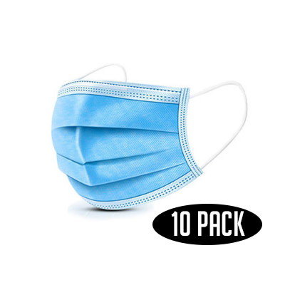 Disposable Face Mask-10PCS - KUTNHAUS