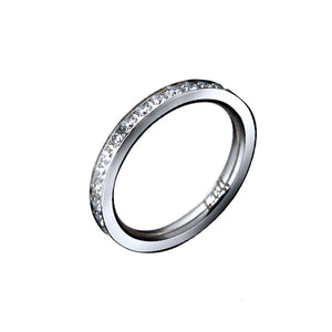 Stainless Steel Stackable Rings