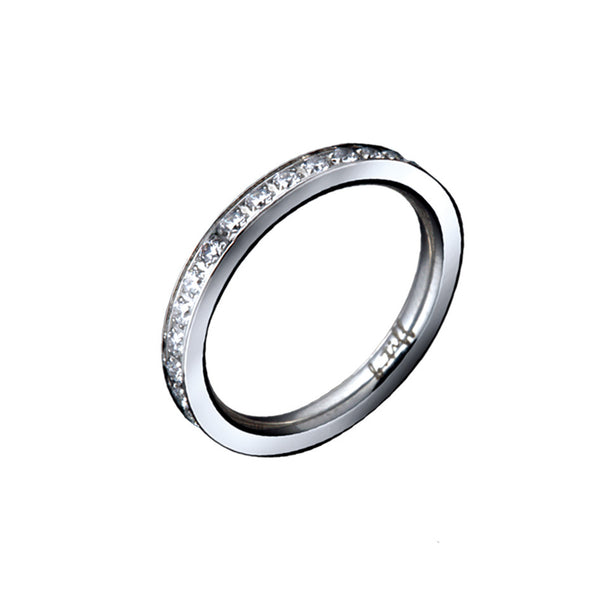 Stainless Steel Stacking Rings