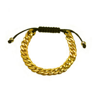B.Tiff Cuban Link Adjustable Bracelet