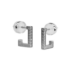 B.Tiff L-Bar Earring