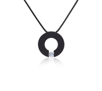 PT100W B.Tiff Malfinia Stainless Steel Pendant Necklace
