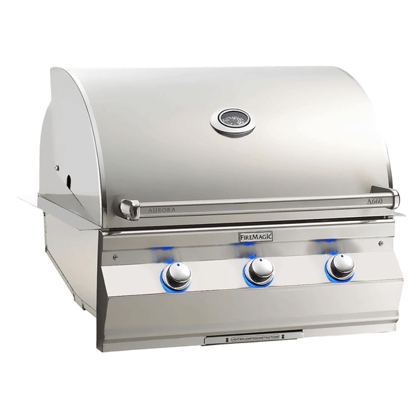 Fire Magic Aurora 660 Built-In Gas Grill