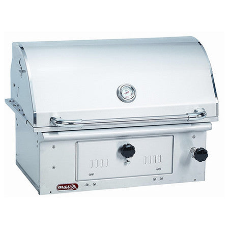 Bull Outdoor Bison Charcoal Built-In Grill