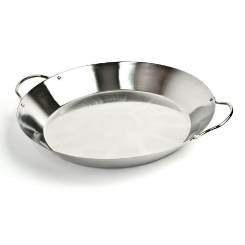 Charcoal Companion Stainless Paella Pan