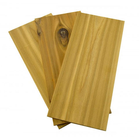 Charcoal Companion Cedar Wood Planks