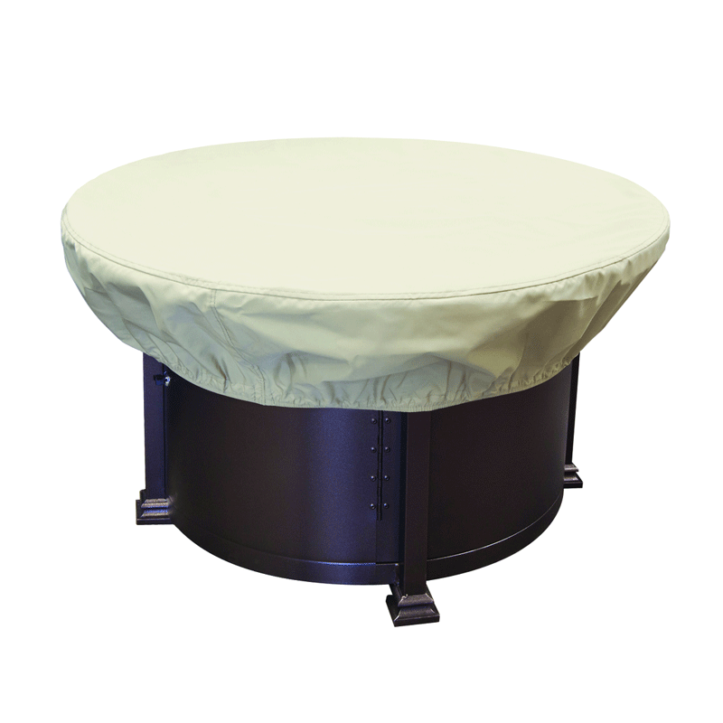 Treasure Garden Round Fire Pit Cover - Small