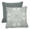Wendy Jane Cape May Garden Pillow - Mist