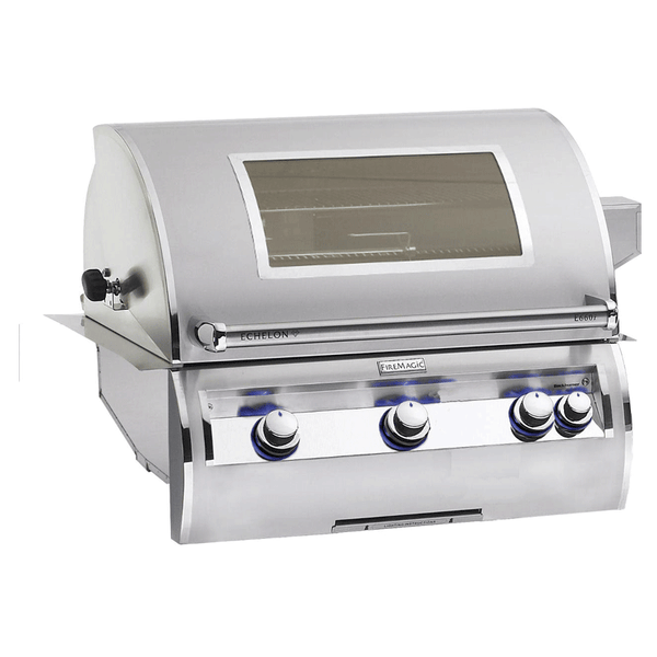 Fire Magic Echelon 660 Built-In Gas Grill - A