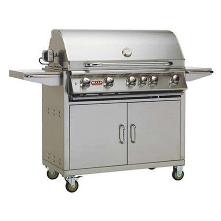 Bull Outdoor Brahma Cart Gas Grill