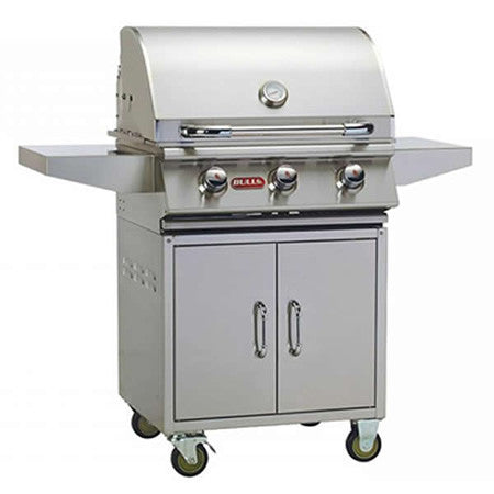 Bull Outdoor Steer Cart Gas Grill