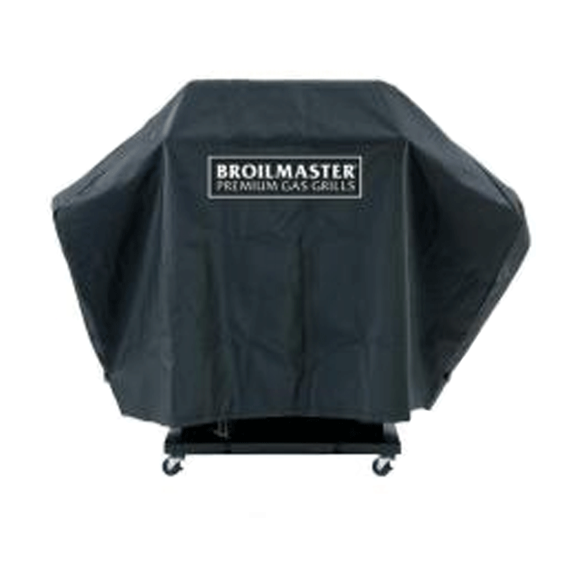 Broilmaster Grill Cover with 2 Side Shelves