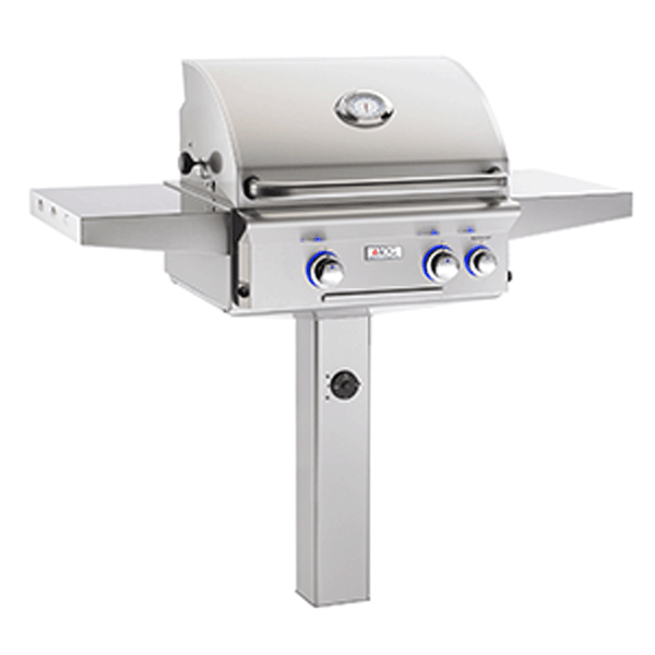 AOG L Series In Ground Post Grill