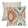 Wendy Jane Manado Ikat Pillow - Mist