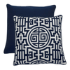 Wendy Jane Nobu Pillow - Indigo